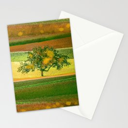 My tree Stationery Cards