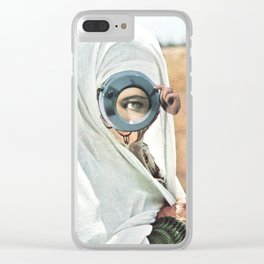 Myope Clear iPhone Case