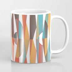 Colorful geometric abstract Coffee Mug