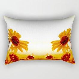 Spiders Glow Rectangular Pillow
