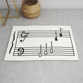 Rowing & Music1 Rug