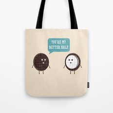 Better Half Tote Bag