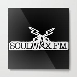 Soulwax FM Metal Print