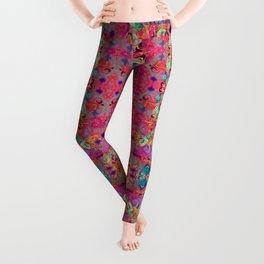 March Pattern Leggings