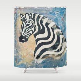 PundaMalia Shower Curtain