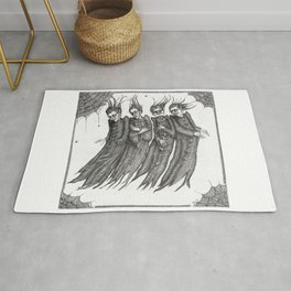 Retreat of The Fears Rug