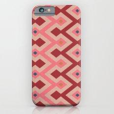 Kilim in pink Slim Case iPhone 6s