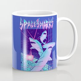 Space Sharks! Coffee Mug