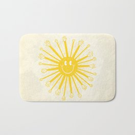 Heat Wave Bath Mat