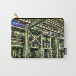 Abandoned Refinery Carry-All Pouch