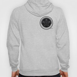 Wheel Design Retro Fuchs Felge Hoody