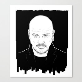Baz Warne Canvas Print