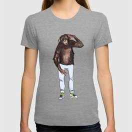 monkey dude T-shirt