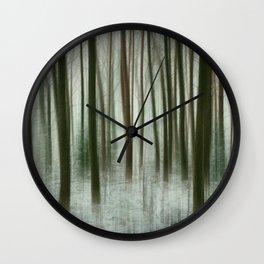 Return to Mirkwood Wall Clock