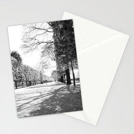 Jardin des Tuileries Stationery Cards
