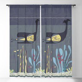 The Fishtank Blackout Curtain