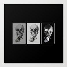 skull#05 Canvas Print