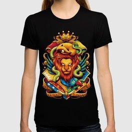 Harry Potter : Hogwarts Houses T-shirt