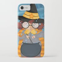 cooking iPhone & iPod Cases featuring Cooking by Dannaé Alvarez
