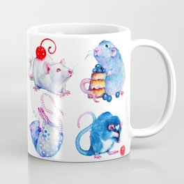 Sweet Rats Coffee Mug