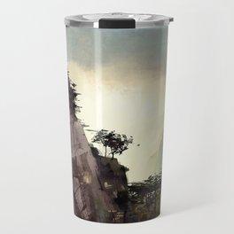 Misty Mountain Travel Mug