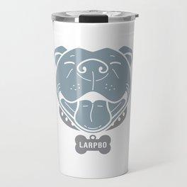 LARPBO Bully Head Travel Mug