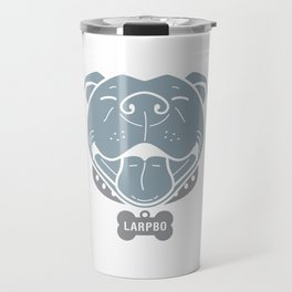 LARPBO Bully Head Travel Mug