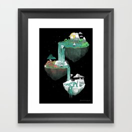Well Seasoned Framed Art Print