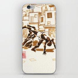 Capoeira 337 iPhone Skin