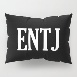 ENTJ Personality Type Pillow Sham