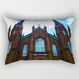 Holy Door Rectangular Pillow