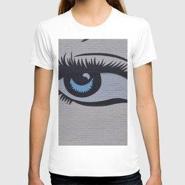 L'oeil, the #eye T-shirt