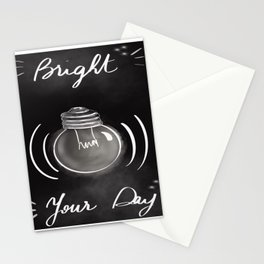 Bright your day Stationery Cards