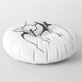 million me Floor Pillow