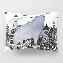 The Fog Pillow Sham