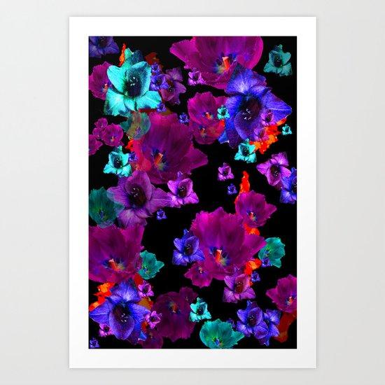 amarilis Art Print