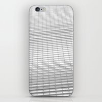 gray pattern iPhone & iPod Skins featuring Gray Pattern by theGalary