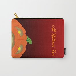 Jack O' Lantern Surprise Carry-All Pouch