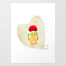 You are so sweet Art Print