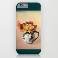 Hellebores iPhone 6s Slim Case
