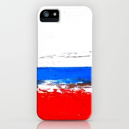 Sections iPhone Case