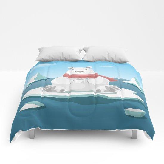 Polar breakfast Comforters