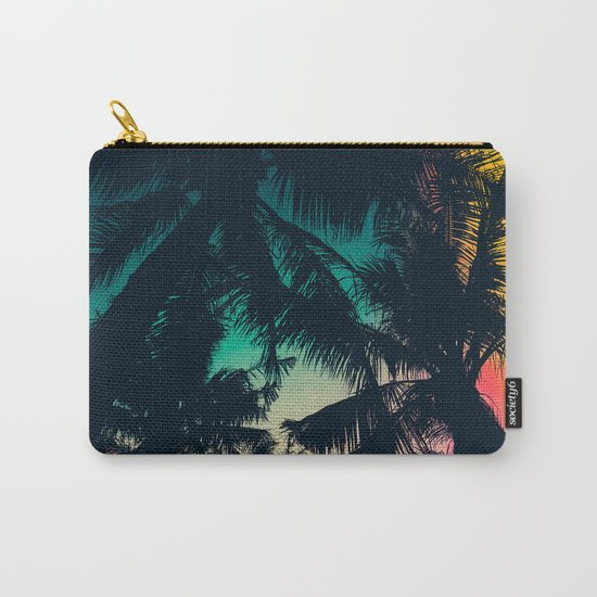 Infrared palms Carry-All Pouch