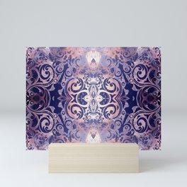 WINTER TIME Mini Art Print