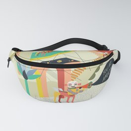Pipers Legion Fanny Pack