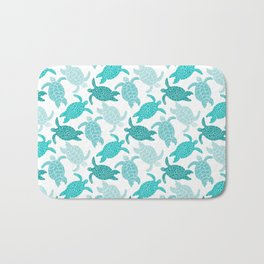 Sea Turtles Bath Mat