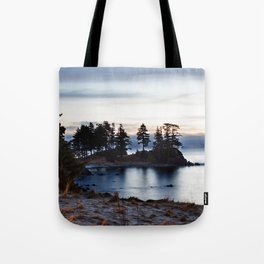 Spruce Cape Photography Print Tote Bag