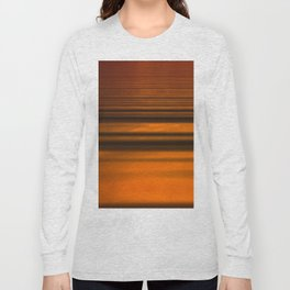 Fatigued ~ Abstract Long Sleeve T-shirt
