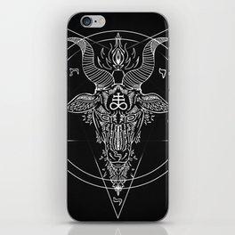 Leviathan Pentagram iPhone Skin