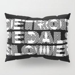 Detroit Pedals Slower Pillow Sham